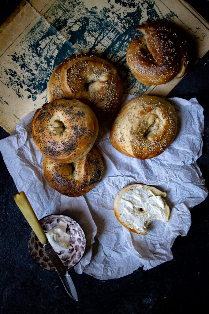 recette bagels américains