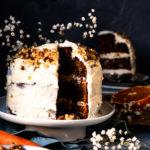 Layer carrot cake