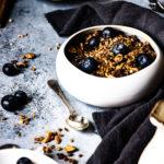 Granola sarrasin chocolat