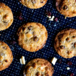 cookies macadamia canneberge chocolat blanc