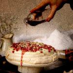 pavlova pistache grenade