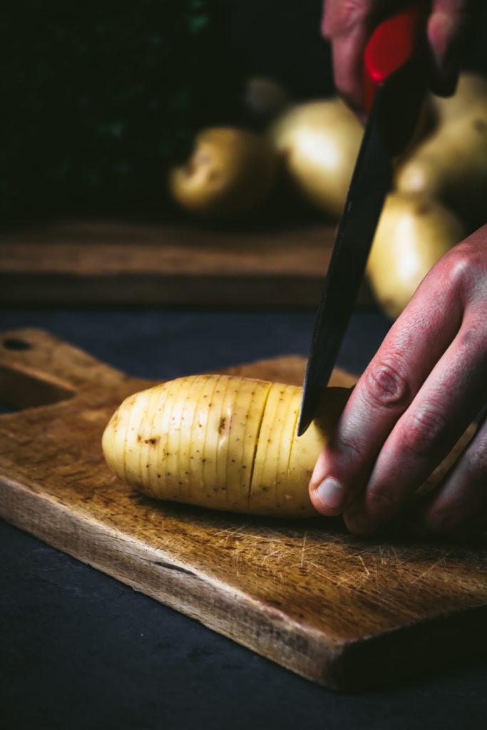 Pommes de terre suédoises épicées
