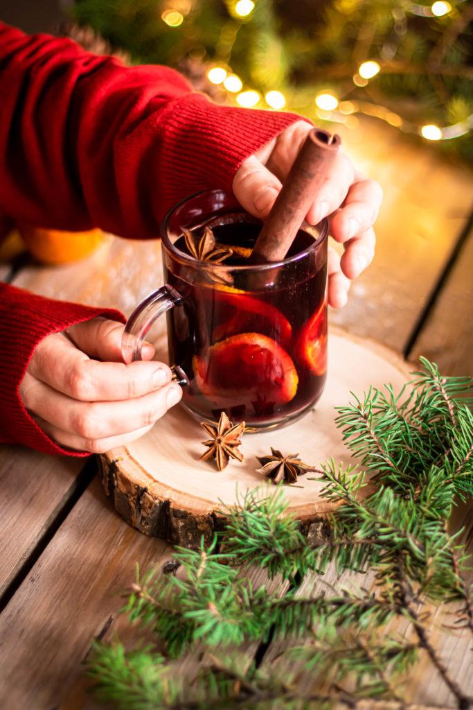 Noël vin chaud