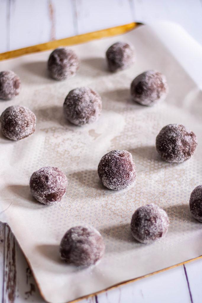 Biscuits emprunte de pouce Allo Simonne