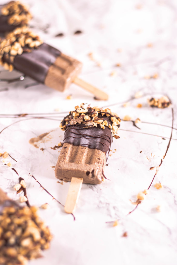 Popcicles chocolat